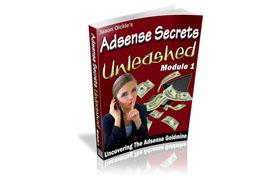 Adsense Secrets Unleashed – Module 1