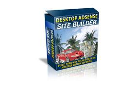 Desktop Adsense Site Builder