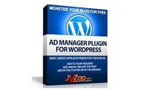 JvZoo Ad Manager V1 – WordPress Plugin