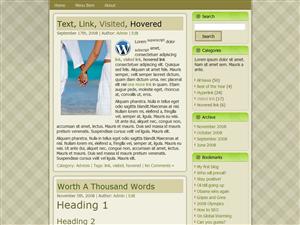 Idea Knowledge WP Theme