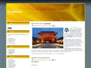 International File WP Theme