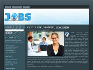 Jobs WP Theme Edition 1