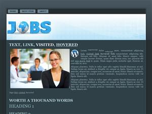 Jobs WP Theme Edition 2