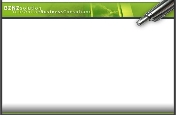 Minisite Design in HTML & PSD Edition 6