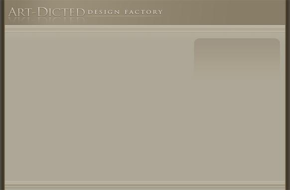 Minisite Design in HTML & PSD Edition 9