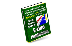 Crash Course Guide to E-zine Publishing