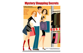 Learn About Mystery Shopping