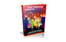 Stop Compulsive Spending Right Now