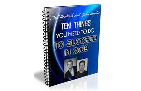 Ten Things You Need To Do To Succeed Audio Book