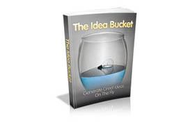 The Idea Bucket