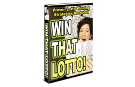 Win That Lotto