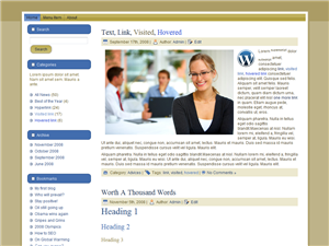 Outsourcing WP theme