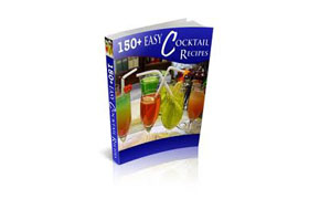 150+ Easy Cocktail Recipes