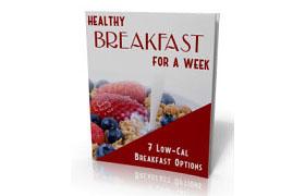 Healthy Breakfast For A Week