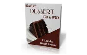 Healthy Desserts For A Week