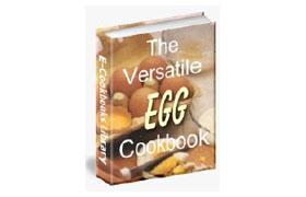 The Versatile Egg Cookbook