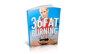 36 Fat Burning Potent Foods