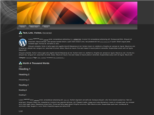 Prism WP Theme Edition 2