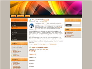 Prism WP Theme Edition 3