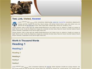 Puppies WP Theme Edition 3