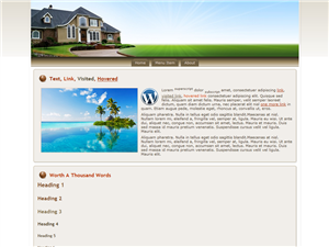 Real Estate WP Theme Edition 3