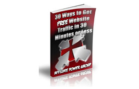 30 Ways To Get Free Traffic