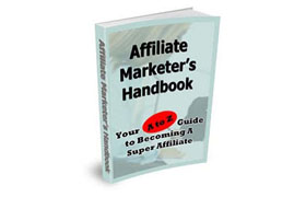 Affiliate Marketer's Handbook Your A to Z Guide