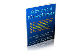 Almost A Newsletter