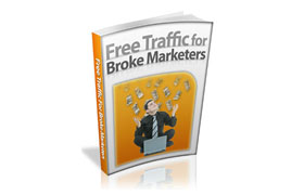 Free Traffic For Broke Marketers