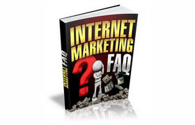Internet Marketing FAQ