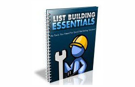 List Building Essentials