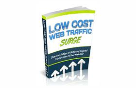 Low Cost Web Traffic