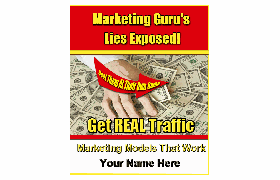Marketing Guru's Lies Exposed