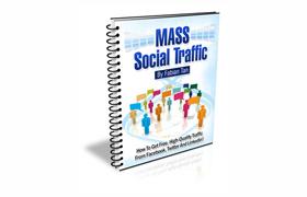 Mass Social Traffic
