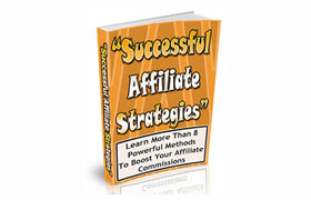 Successful Affiliate Strategies
