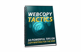 Webcopy Tactics