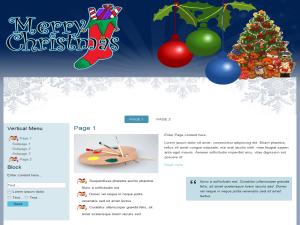Seasonal Christmas WP Theme Edition 2