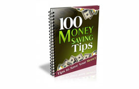 100 Money Saving Tips