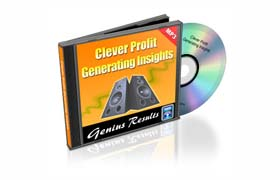 Clever Profit Generating Insights Genius Results