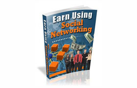 Earning From Social Networking