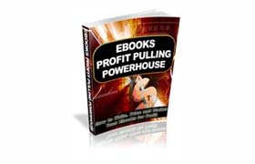 E-Books Profit Pulling Powerhouse