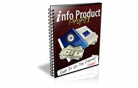 Info Product Profits Report