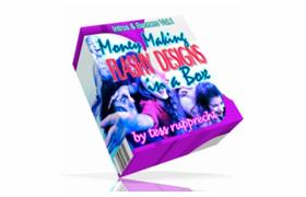 Money Money Flashy Design In A Box Volume 1