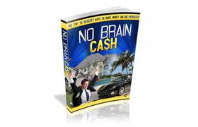 No Brain Cash Vol 1 – No Brain Novice