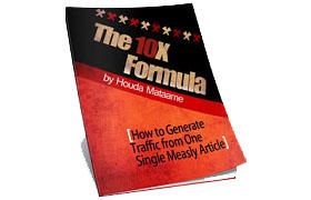 The 10X Formula