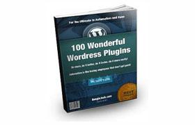 100 Wonderful WordPress Plugins