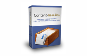 Content In A Box
