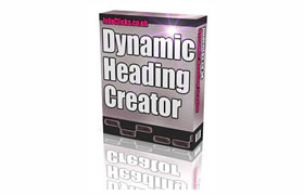 Dynamic Heading Creator