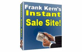 Instant Sales Site