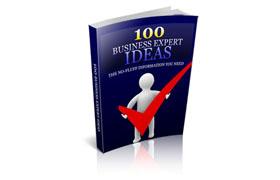 100 Business Expert Ideas